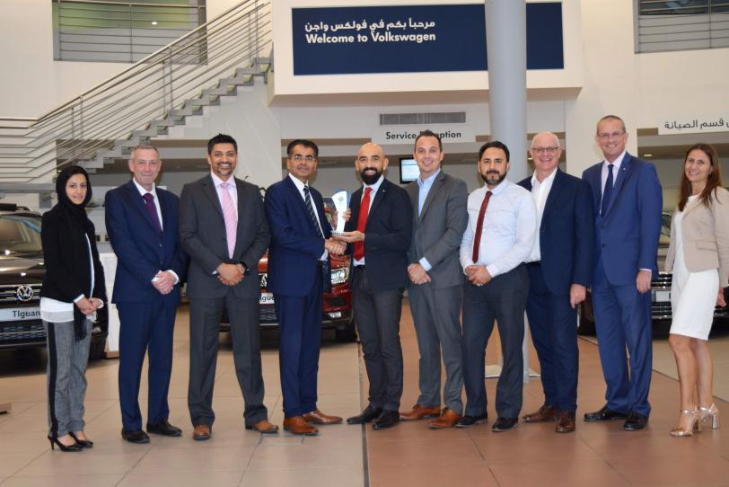 Behbehani Brothers Wins 'Dealer of the Year'